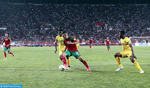 Qualifications mondial 2018 le maroc rate l occasion de prendre les commandes t l gramme info - Maroc qualification coupe du monde ...